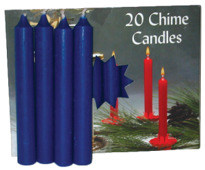 """Chime Candles (4"""")"""