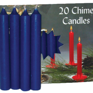 "Chime Candles (4"")"