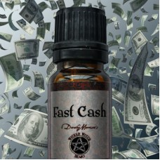 Fast Cash - Wicked Witch Mojo Oil - New Moon Cottage