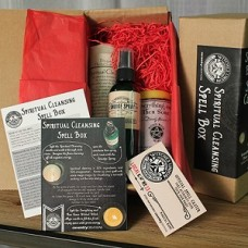 Spiritual Cleansing - Witches Union Spell Box