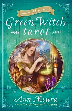 The Green Witch Tarot Archives - New Moon Cottage