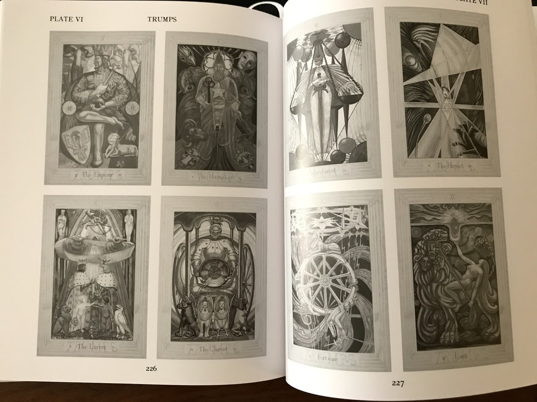 The Book of Thoth: Egyptian Tarot (Collectors Edition - Only 3000 Produced)