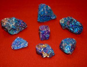 Tumbled Stones P-Z