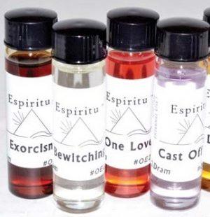 Espiritu Oils