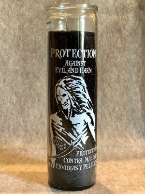 Protection Against Evil & Harm 7 Day Candle